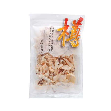 買一送一【樽】 辣味章魚片