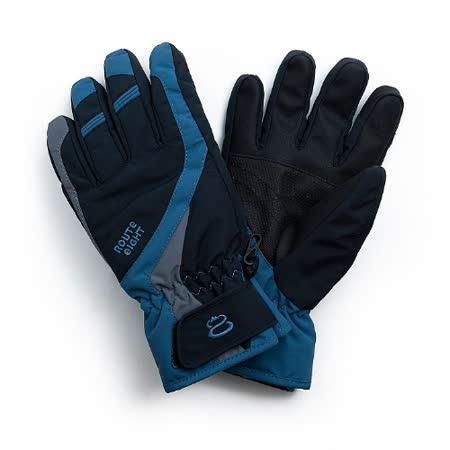 Route8 防水保暖手套 (黑色)