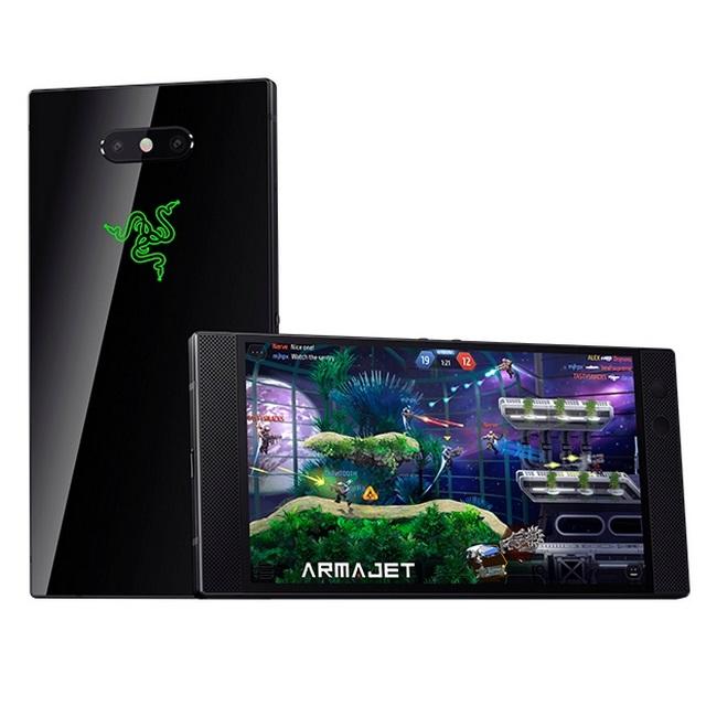 Razer Phone 2  5.72 吋八核心(8G/64G)智慧型手機送原廠玻璃膜+保護殼