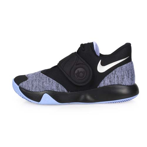(男) NIKE KD TREY 5 VI EP 籃球鞋-籃球 黑淺紫