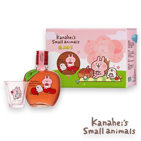卡娜赫拉的小動物(蘋果酵素禮盒)(附緞帶提拔)二盒組
