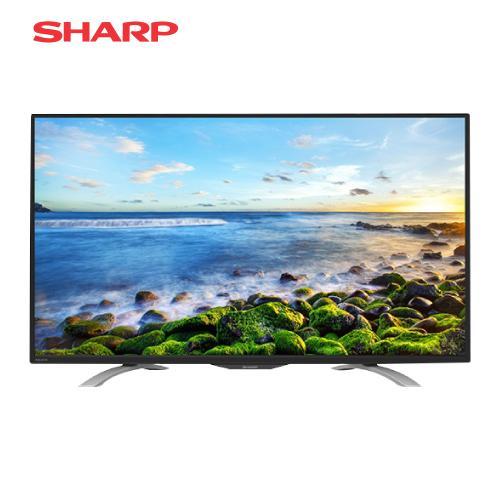 SHARP 夏普 60吋 FHD 智慧連網電視 LC-60LE580T