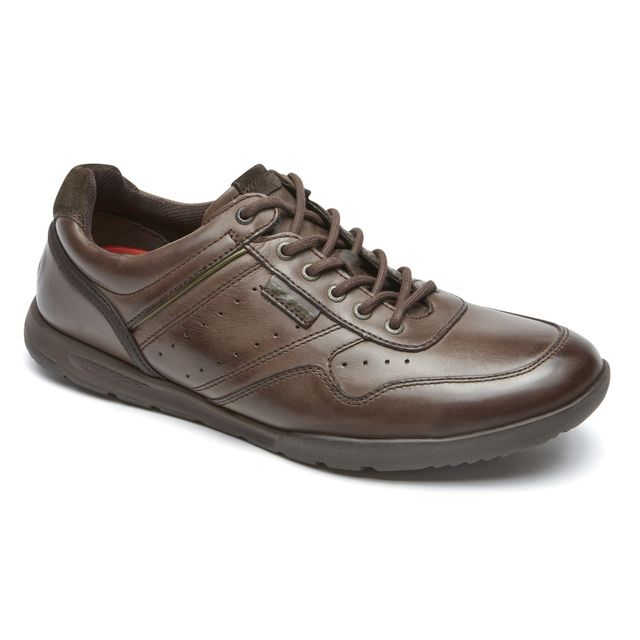 ROCKPORT特賣匯-城市玩家輕量戶外樂活休閒鞋-ROM81722AC16