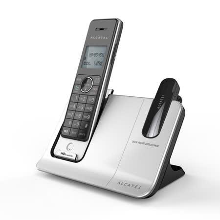 ALCATEL阿爾卡特 無線電話+無線耳機