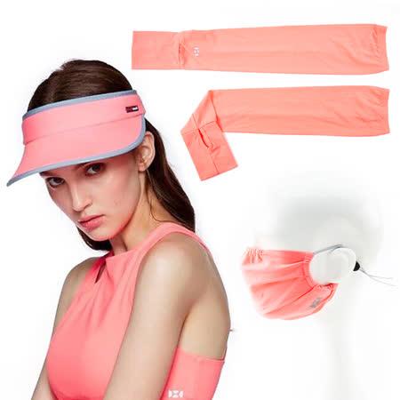 HOII后益 獨家組-小太陽帽+袖套