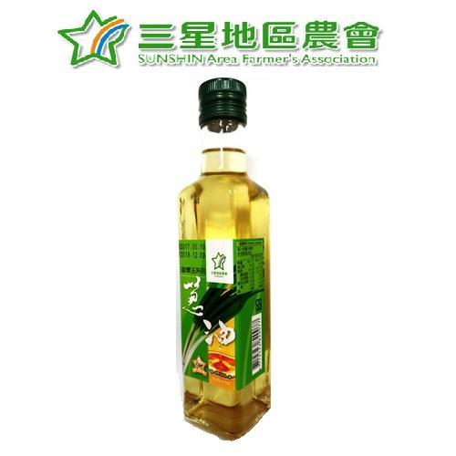 三星地區農會 三星翠玉蔥油(任選) 250ml/瓶