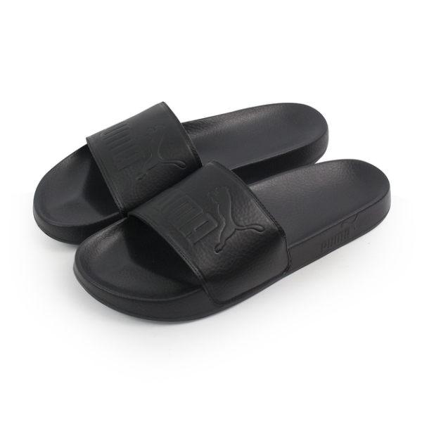 PUMA 男 LEADCAT 拖鞋- 36026310