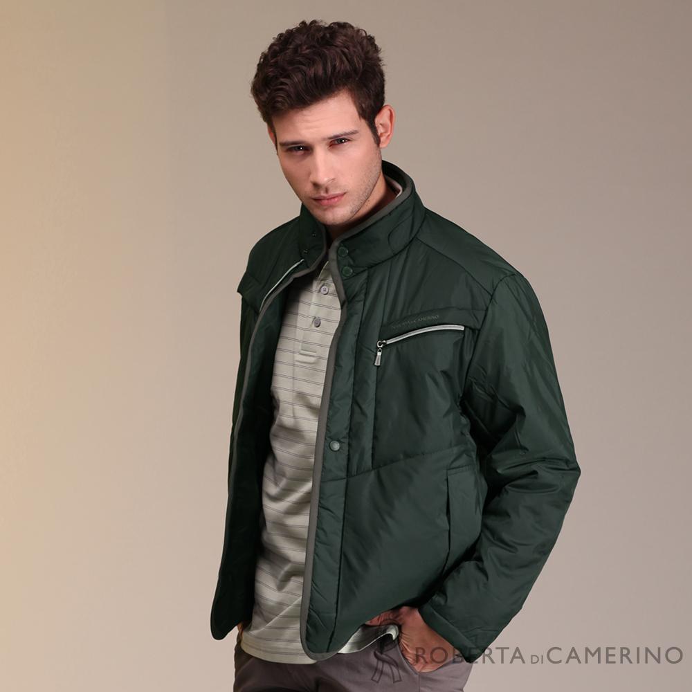ROBERTA諾貝達 禦寒必備 經典厚舖棉夾克外套 深綠