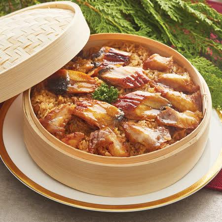 屏榮坊 鮮饌米糕禮盒附蒸籠