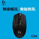 Logitech 羅技 G304 無線電競滑鼠 (HERO感應器)