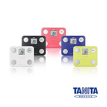 日本TANITA七合一羽量輕巧體組成計