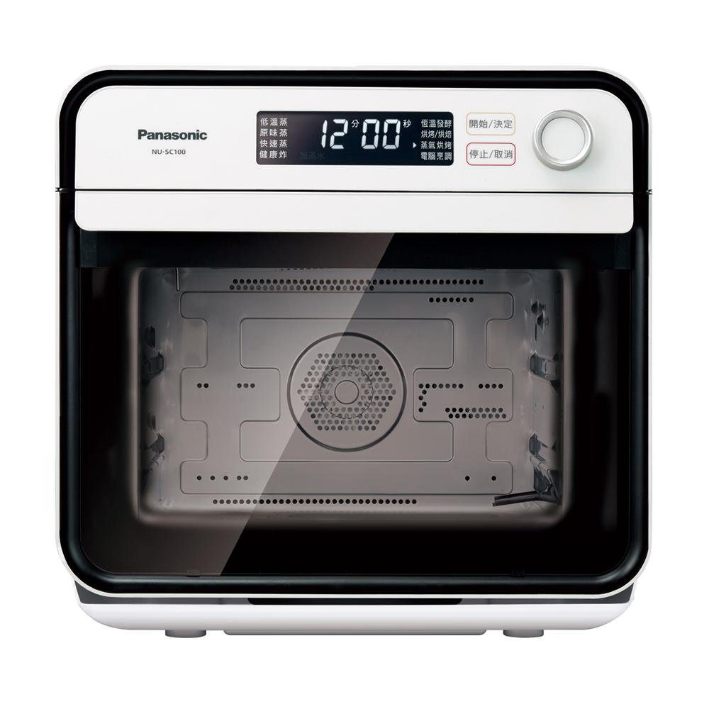 【 品】Panasonic 國際牌 15公升蒸氣烘烤爐 NU-SC100 NUSC100