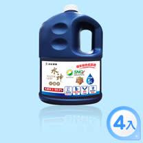 【旺旺水神】抗菌液5L桶裝水 4入組