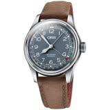 ORIS 豪利時 Big Crown指針式日期機械錶-綠x40mm 0175477414065-0752063