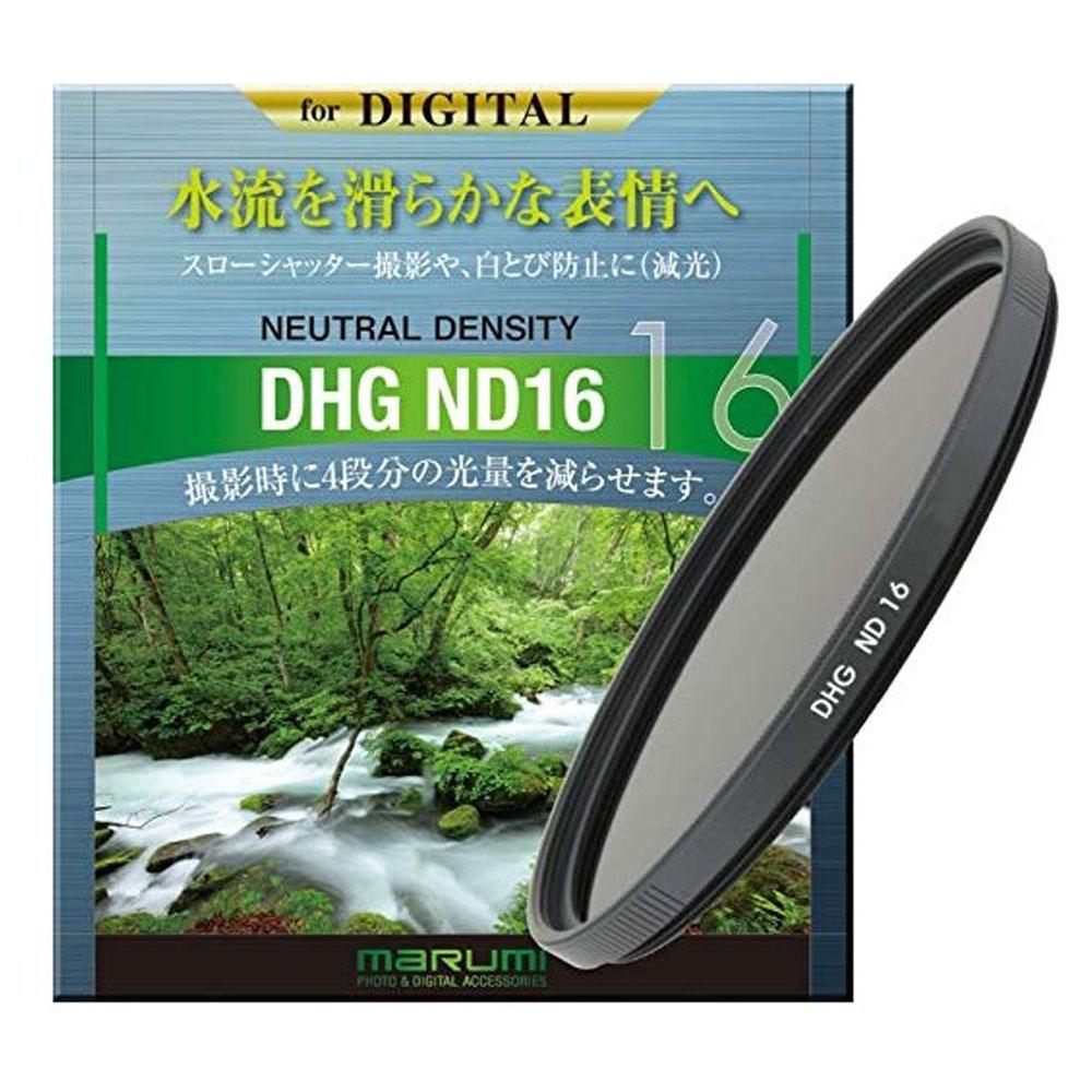 Marumi DHG ND16 多層鍍膜減光鏡 49mm 貨