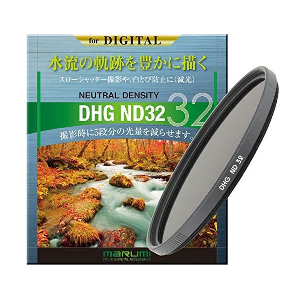 Marumi DHG ND32 多層鍍膜減光鏡 49mm 貨