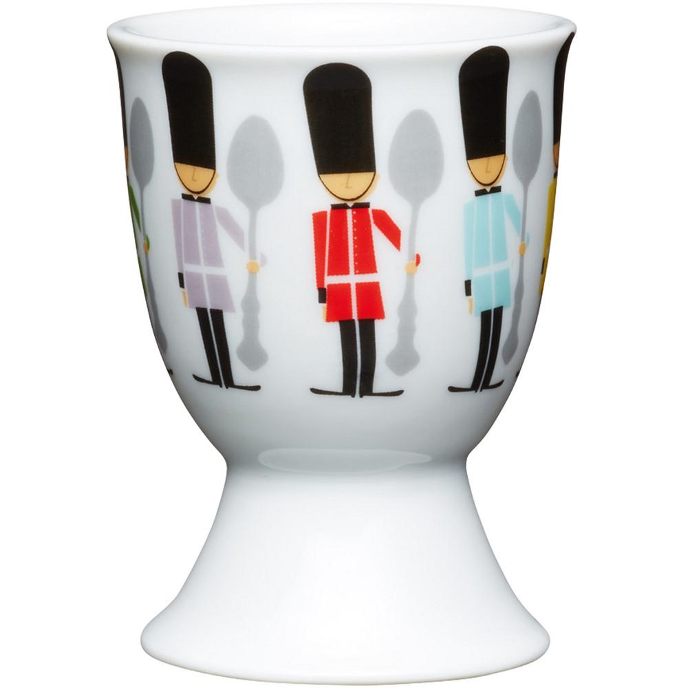 《KitchenCraft》瓷製蛋杯(高帽士兵)