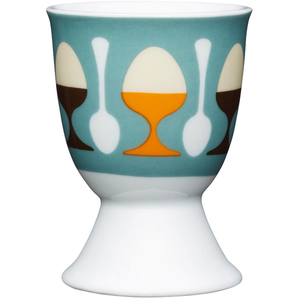 《KitchenCraft》瓷製蛋杯(蛋杯)