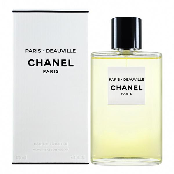 CHANEL 香奈兒 LES EAUX 淡香水系列 巴黎-杜維埃 125ml Paris-Deauville EDT