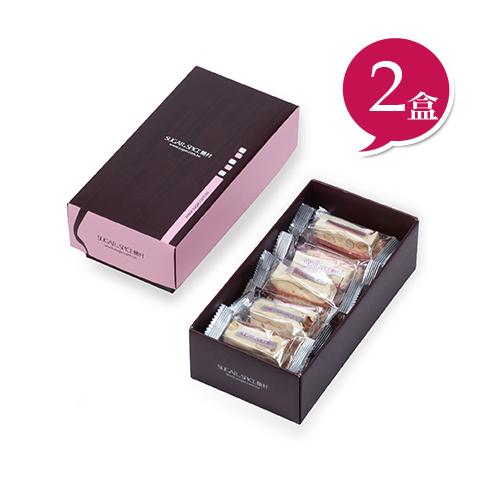 【糖村SUGAR&SPICE】時尚輕巧伴手禮-法式牛軋糖 250g x2盒