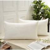【韋恩寢具】團購 台灣製絲若防螨抗菌枕-4顆(贈送天絲枕套2對)