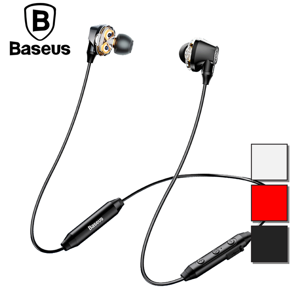 Baseus 倍思 Enock S10 雙動圈藍牙耳機