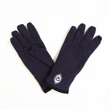 Route8 KARIT 刷毛可翻指觸控手套 (海軍藍)