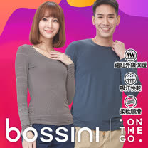 【bossini】發熱衣\大學T恤-超值任選4件1212元
