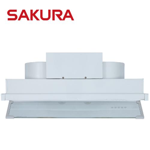 【促銷】SAKURA櫻花 渦輪變頻全隱藏型80CM除油煙機 DR-3590AL 送安裝(北北基)