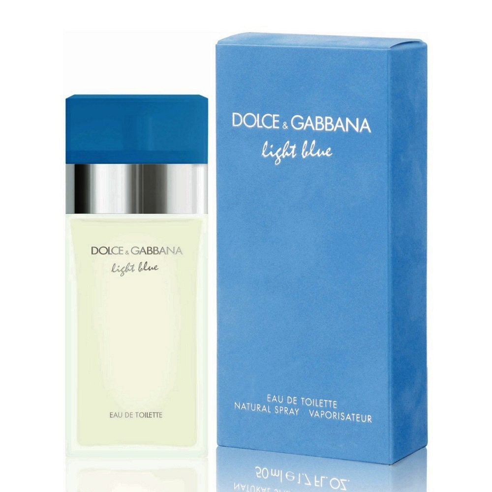 Dolce & Gabbana D&G Light Blue 淺藍女性淡香水 50ml