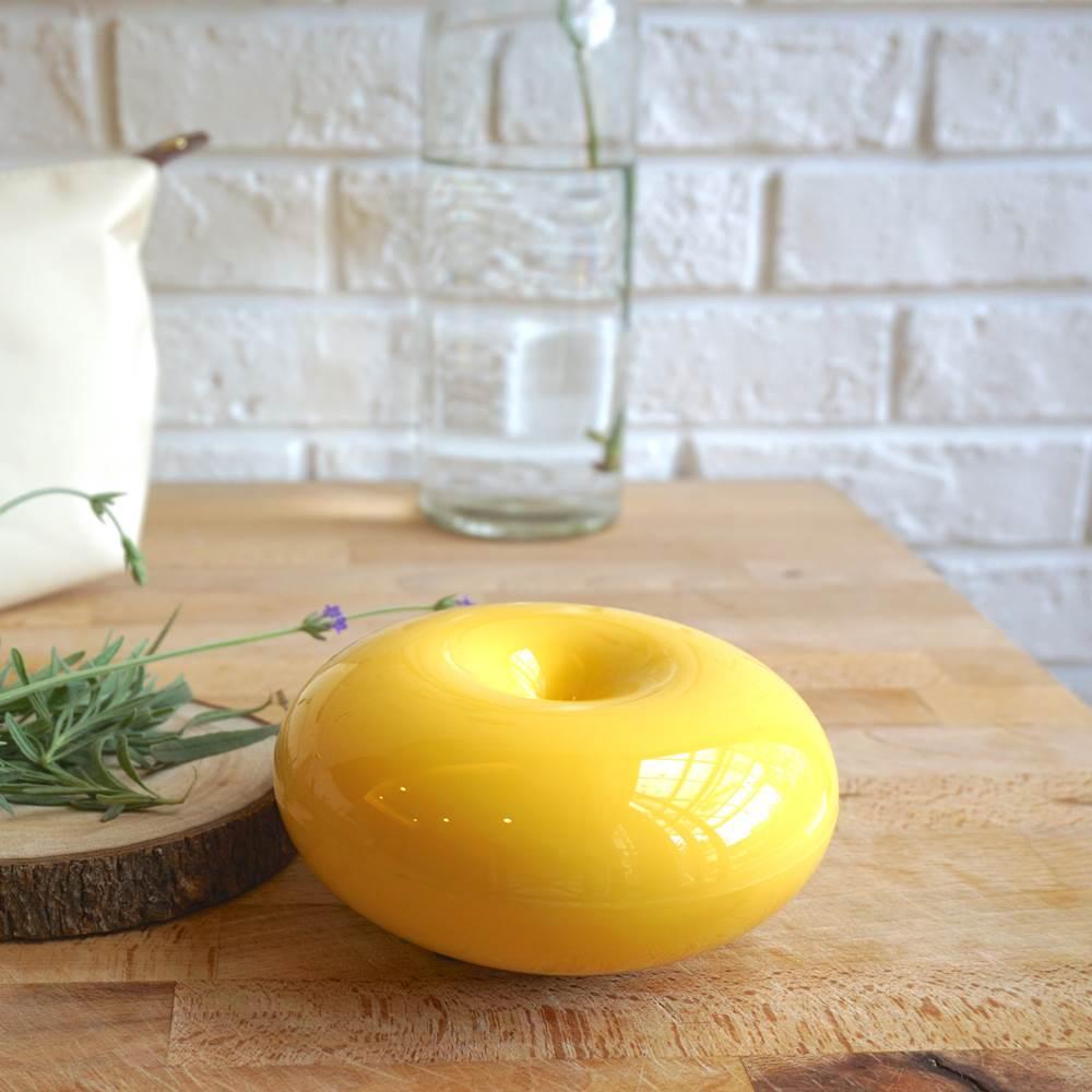 【Ticktock】《艷陽黃》馬卡龍甜甜圈水氧機 加贈 化妝包