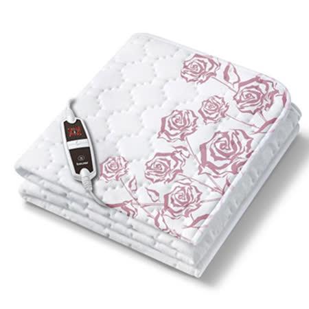 【德國博依beurer】銀離子抗菌床墊型電毯-單人定時型 (TP60)