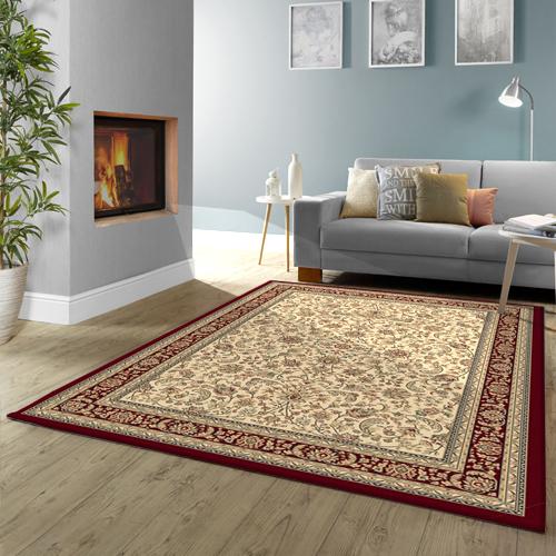 【范登伯格】克拉瑪★高密度皇室風地毯-朵蕾-170x230cm