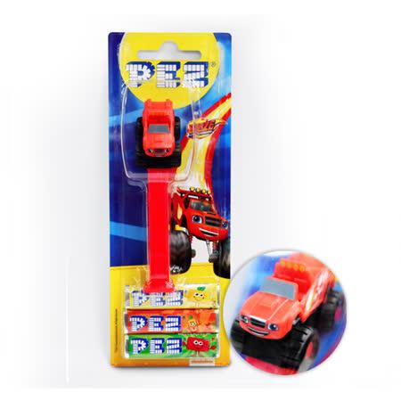 【PEZ】貝思玩偶水果糖 75G