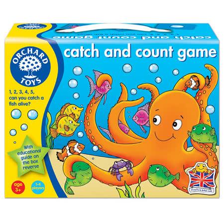 英國Orchard Toys 桌遊-抓魚樂