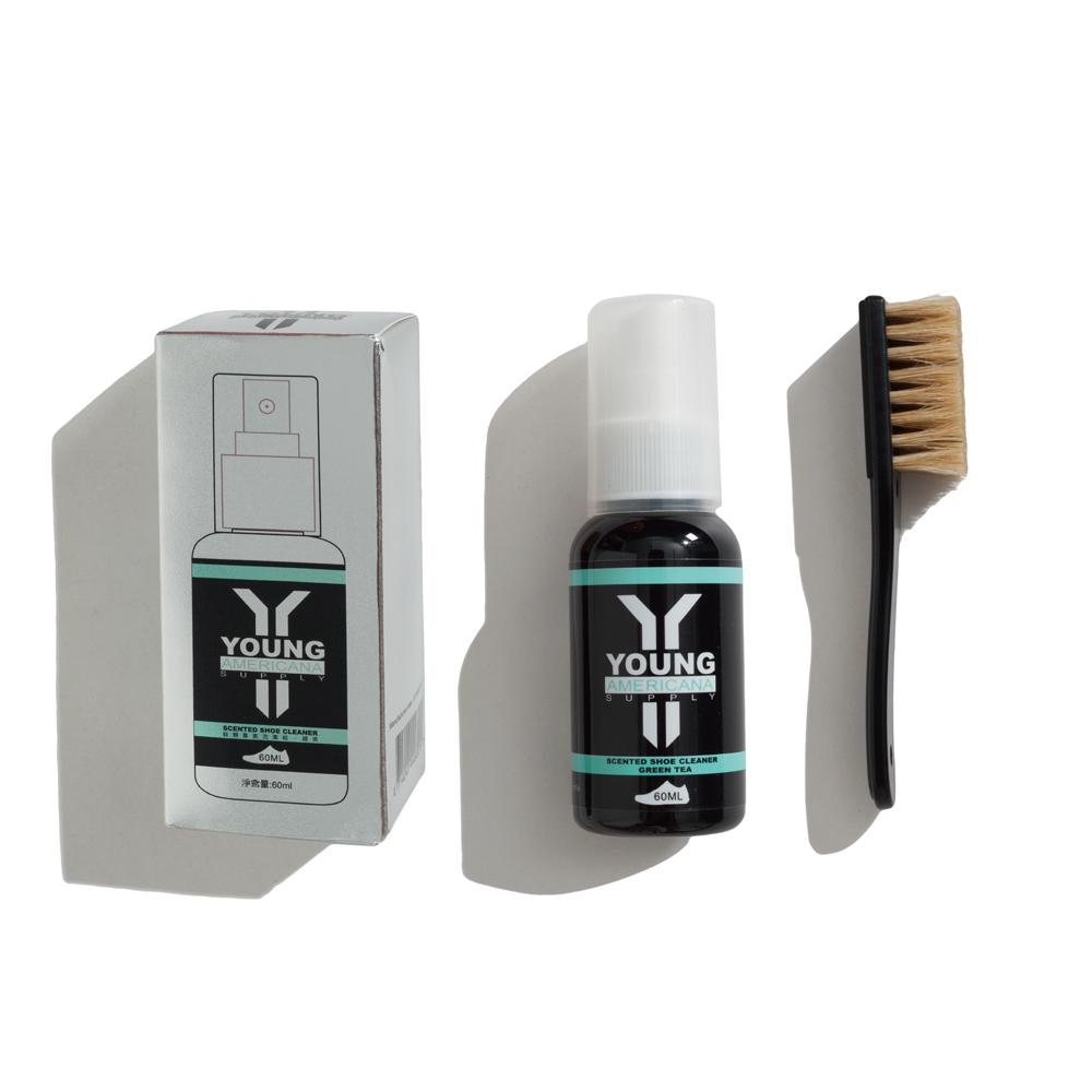 【Y.A.S】美鞋神器 鞋類香氛洗潔組60ml-綠茶(YC02013)