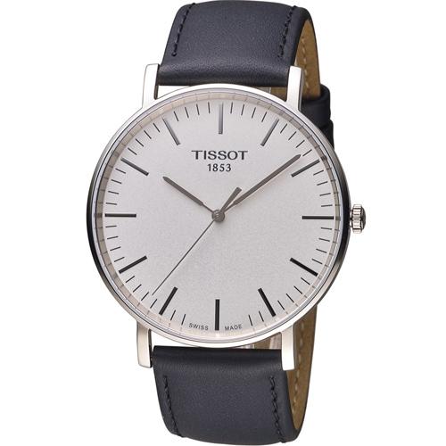 TISSOT EVERYTIME Big Gent 大錶徑時尚錶 T1096101603100 (42mm)