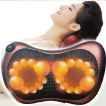 魔力20D高科技 溫感揉捏按摩枕(按摩枕/按摩椅/按摩椅墊)