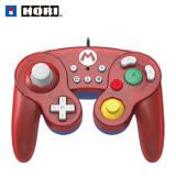 Nintendo Switch 任天堂周邊 HORI GC手柄《超級瑪利歐款》經典控制器 (NSW-107)