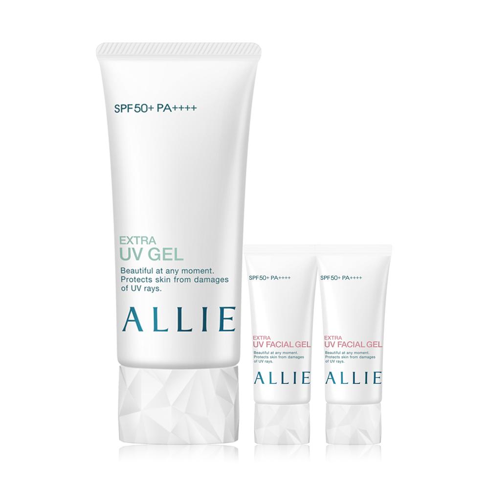 Kanebo佳麗寶 ALLIE EX UV 高效防曬水凝乳1+2限量組