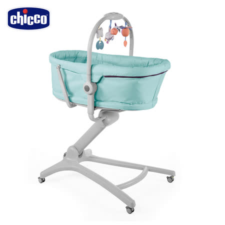chicco Baby Hug 多功能成長安撫嬰兒床