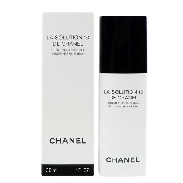 CHANEL 香奈兒 10效活力防護乳液 30ml La Solution 10 De Chanel Sensitive Skin Cream
