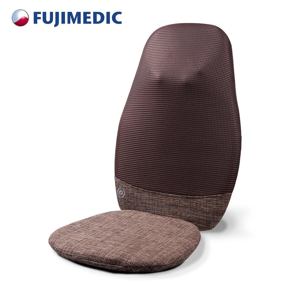 福利品 FUJIMEDIC 簡易巧折按摩椅墊 FM-004