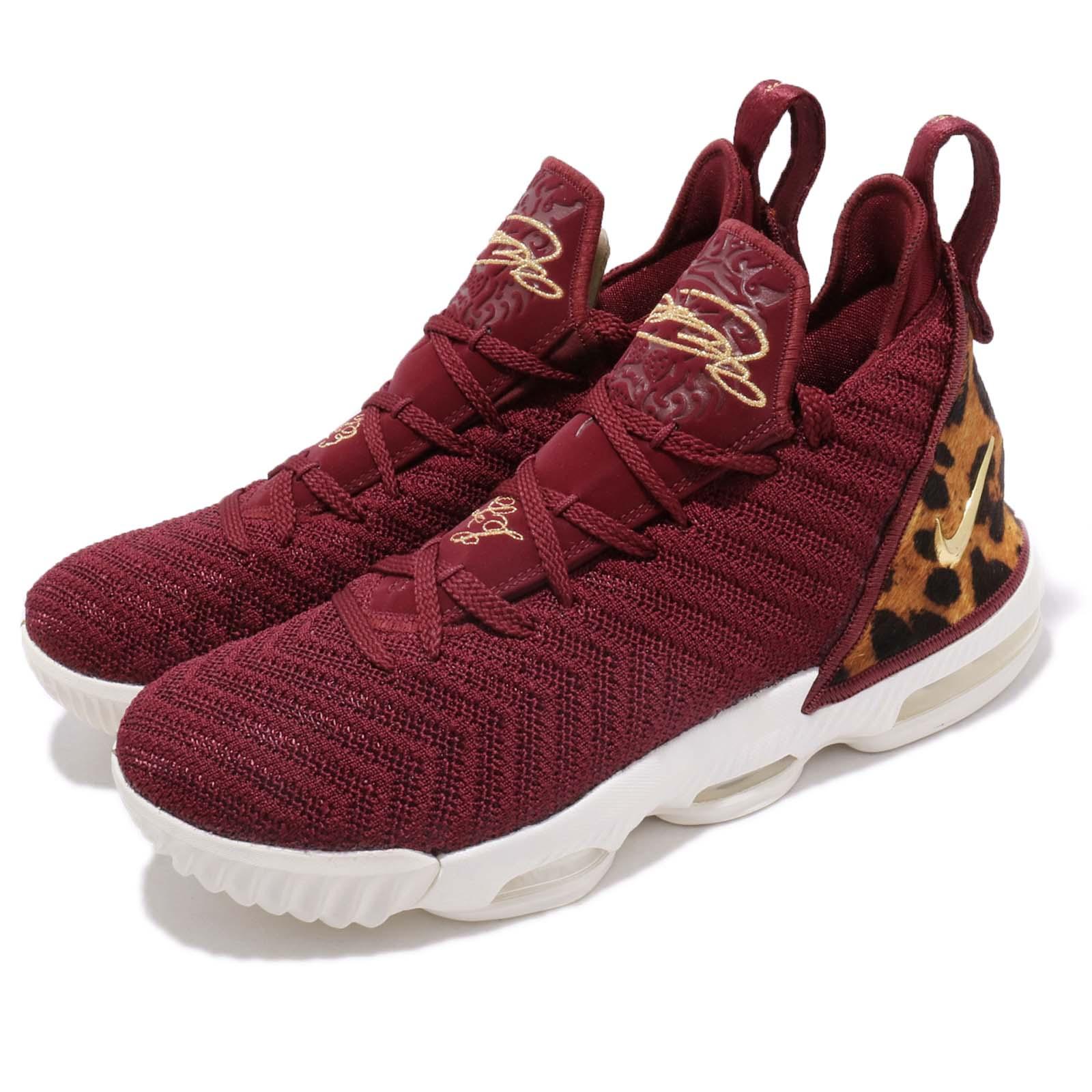 Nike 籃球鞋 LeBron XVI 運動 女鞋 AQ2465-601