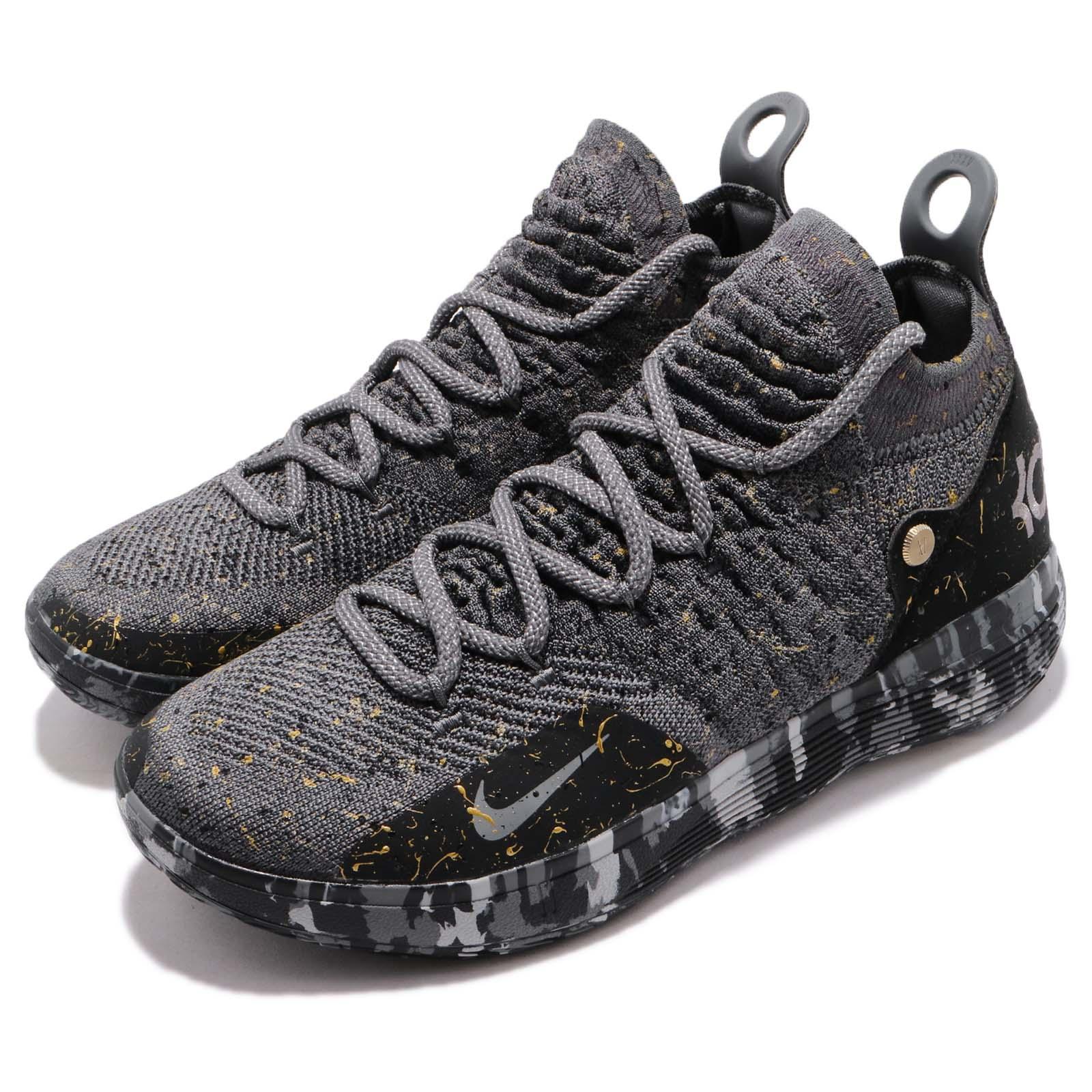 Nike 籃球鞋 Zoom KD11 低筒 男鞋 AO2605-901