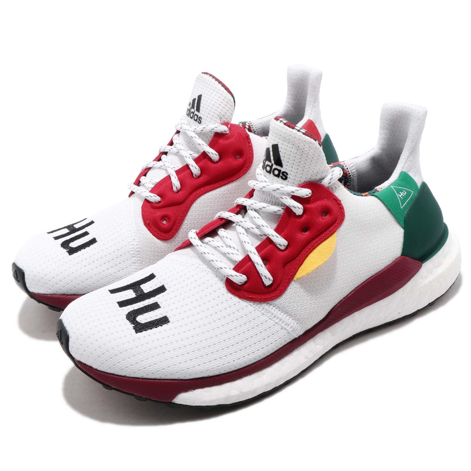 adidas 慢跑鞋 Solar HU Glide 運動 女鞋 CG6776