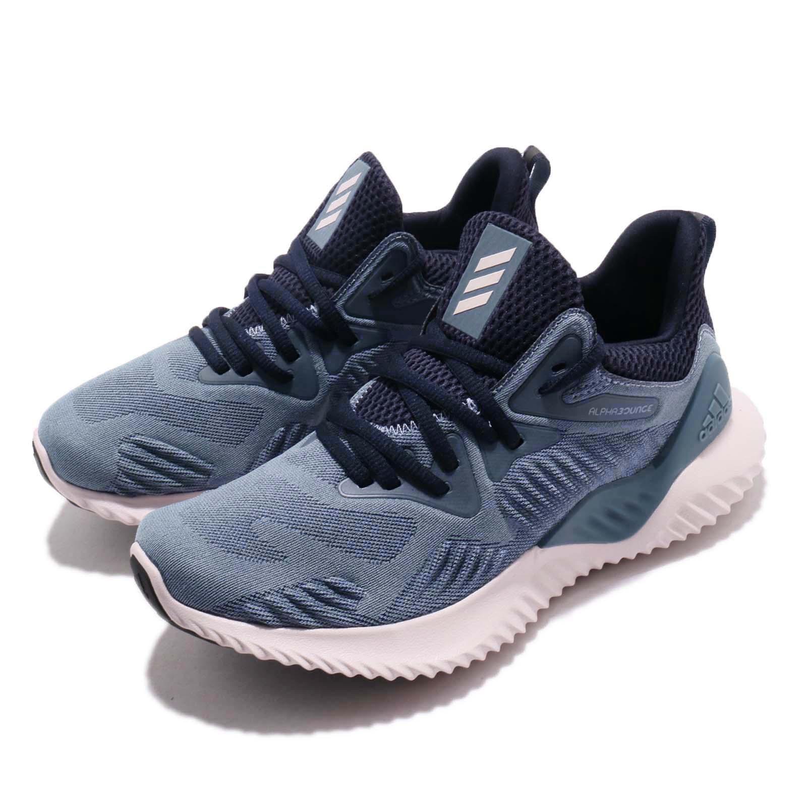 adidas 慢跑鞋 Alphabounce 運動 女鞋 CG5580