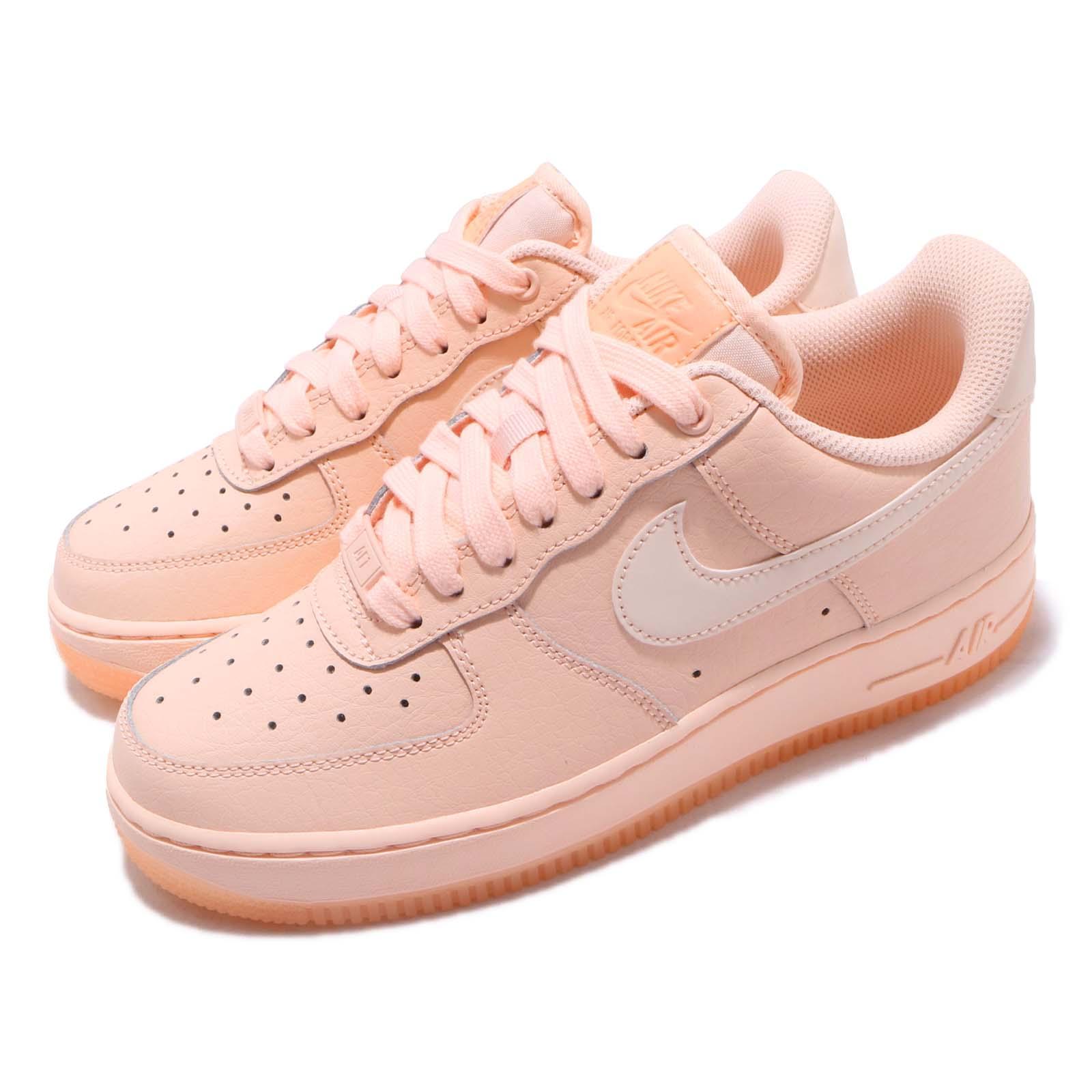 Nike 休閒鞋 Air Force 1 07 運動 女鞋 AO2132-800