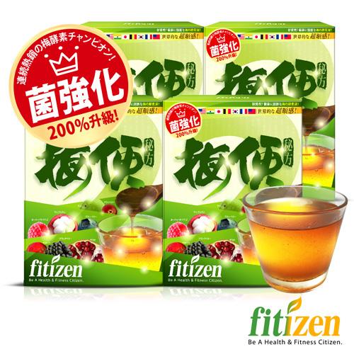 fitizen_梅便秘方_(15包/盒;4盒組)