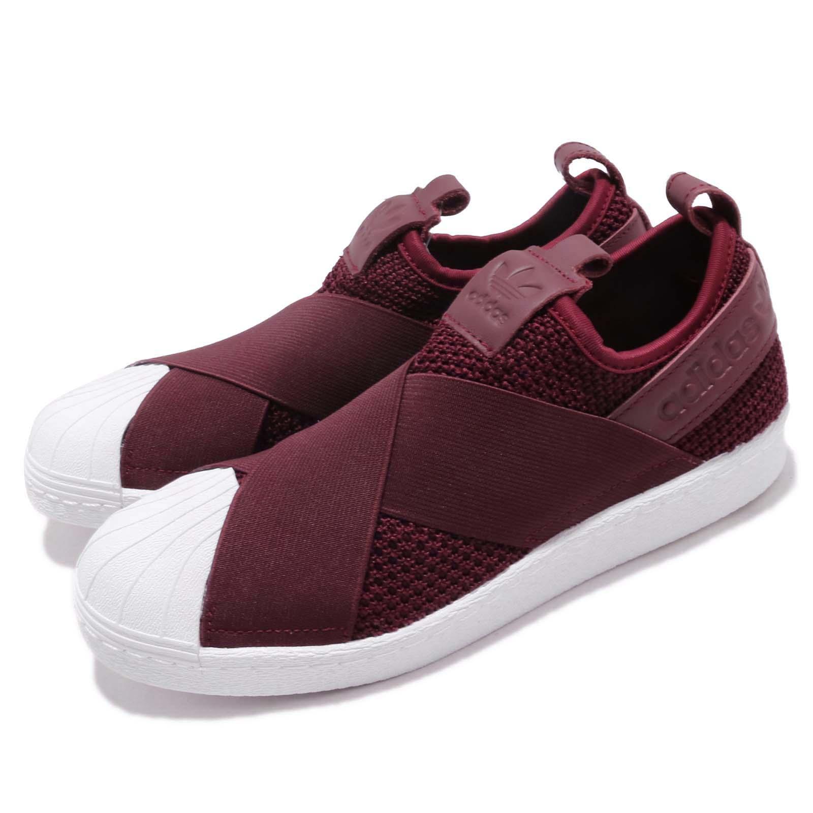 adidas 休閒鞋 Superstar Slip On 女鞋 B37371